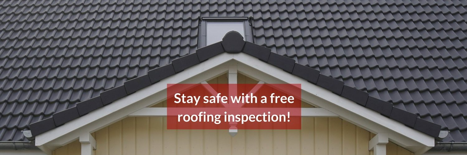 Stay safe with a free roofing inspection! - American Roofing