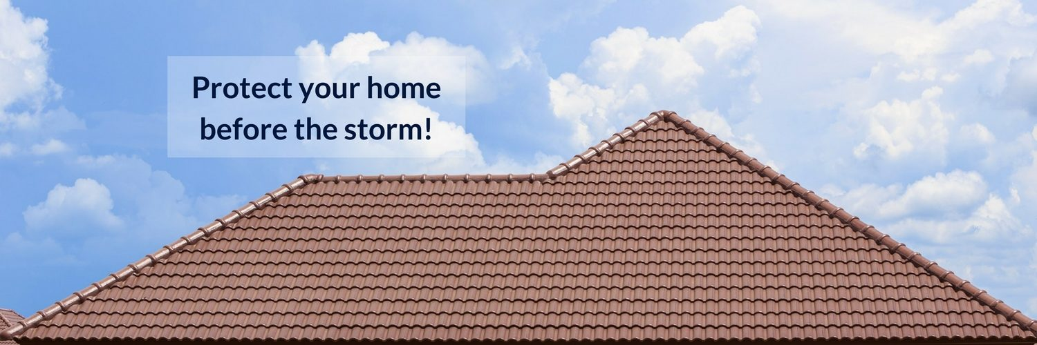 Protect your home before the storm! - American Roofing