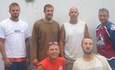 American Roofing Crew, Big Bend