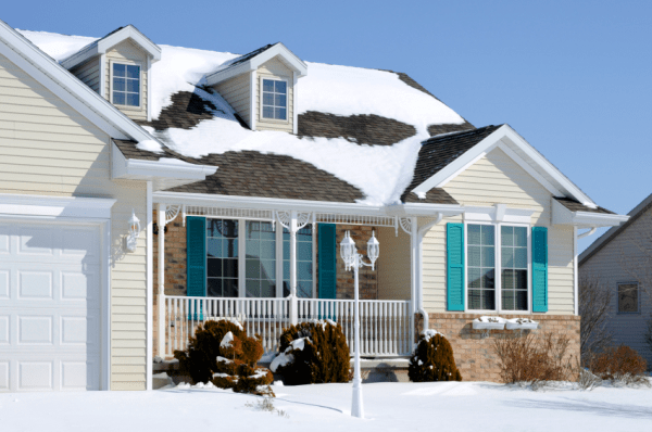 Common Roofing Issues Caused by Winter Weather