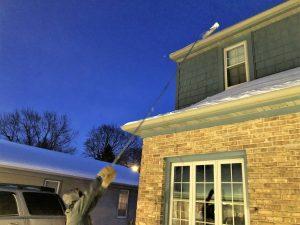 Why Should I Roof Rake