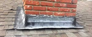 chimney roof leaking