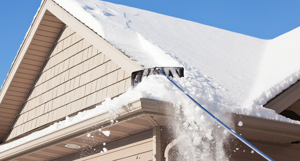 Why Should I Remove Snow From My Roof American Roofing