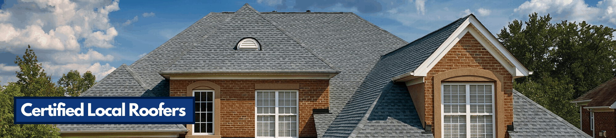 Certified Local Roofers